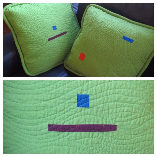 New Living Room Pillows