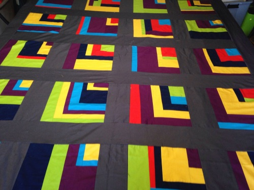 SF Waldorf Auction Quilt