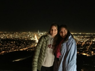 Top of Twin Peaks!