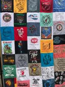 Rick's Memory Quilt