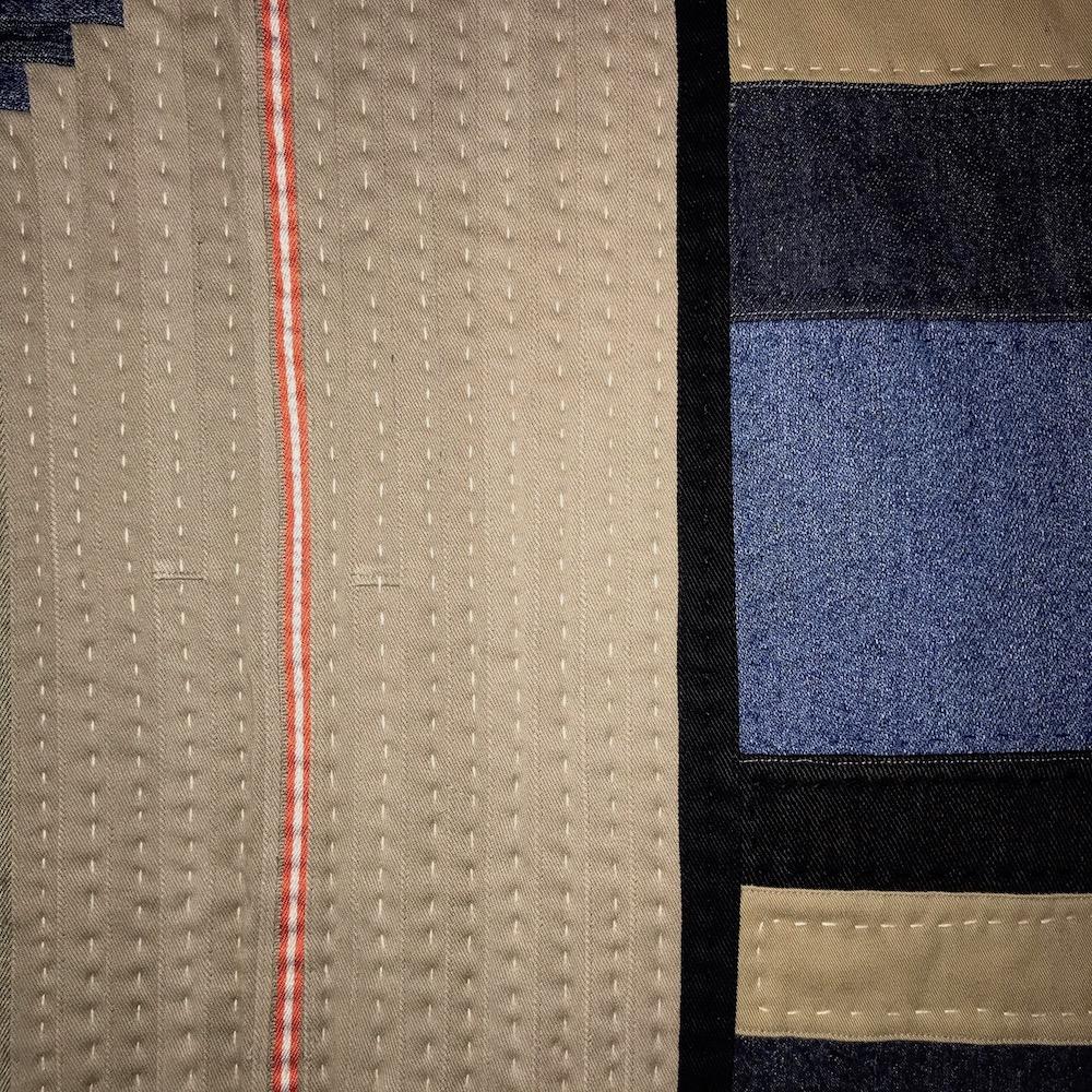 Julian's Jeans Detail